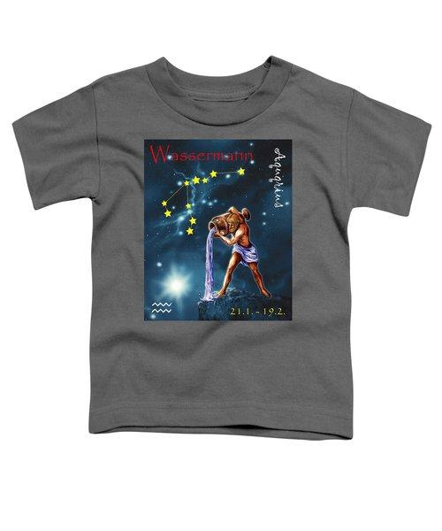 Aquarius Toddler T-Shirt