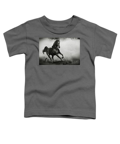 Arabian Horse Toddler T-Shirt