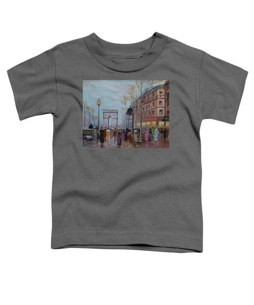 Arc De Triompfe - Lmj Toddler T-Shirt
