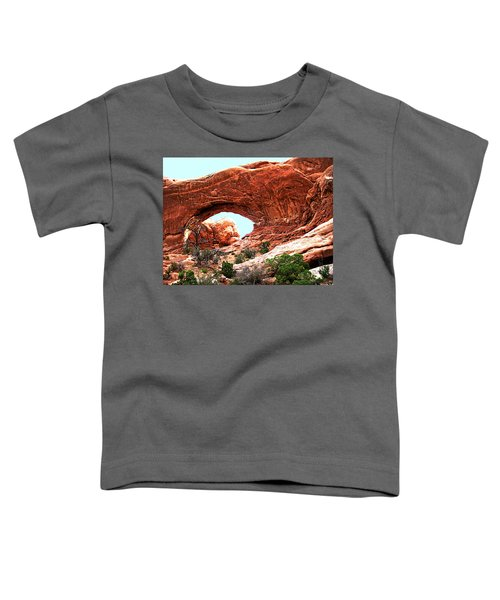 Arch Face Toddler T-Shirt