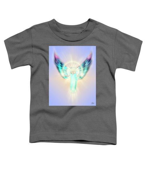 Archangel Uriel - Pastel Toddler T-Shirt