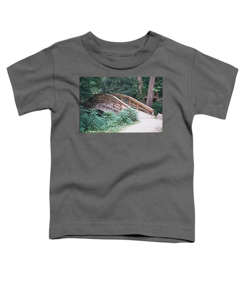 Arched Bridge Toddler T-Shirt