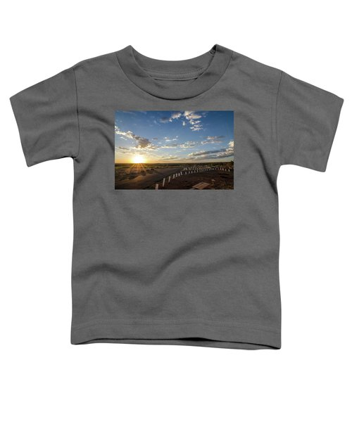 Arizona Sunrise Toddler T-Shirt