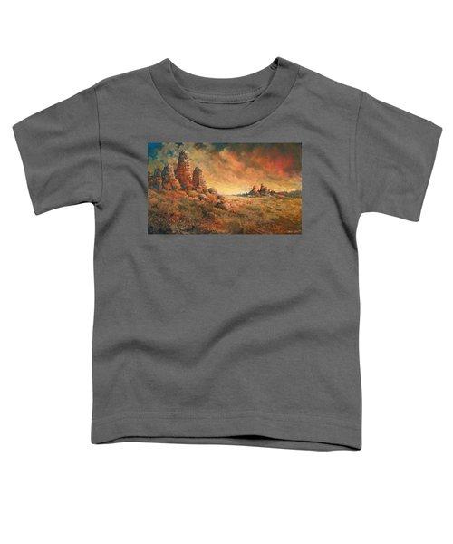 Arizona Sunset Toddler T-Shirt