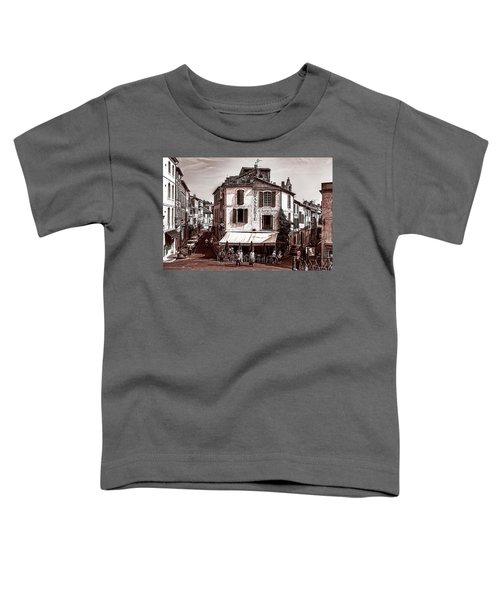 Arles, France, In Sepia Toddler T-Shirt