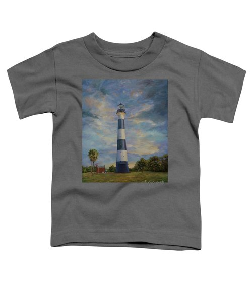 Armadillo And Lighthouse Toddler T-Shirt