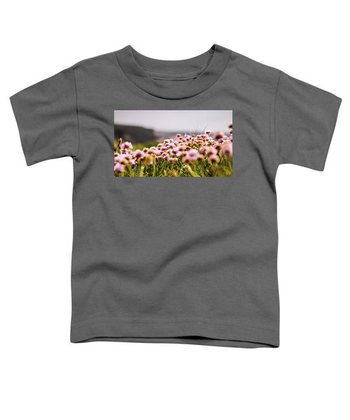 Armeria Toddler T-Shirt by Keith Sutton