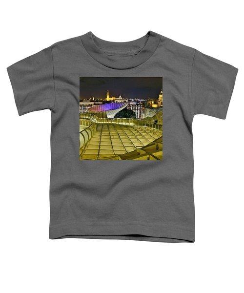 Arriba Las Setas De #sevilla Toddler T-Shirt