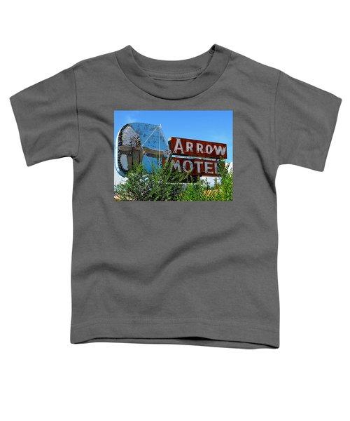 Arrow Motel Toddler T-Shirt