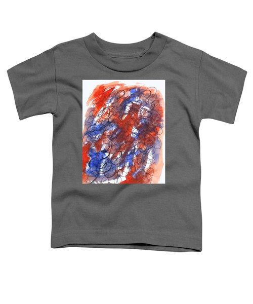 Art Doodle No. 28 Toddler T-Shirt