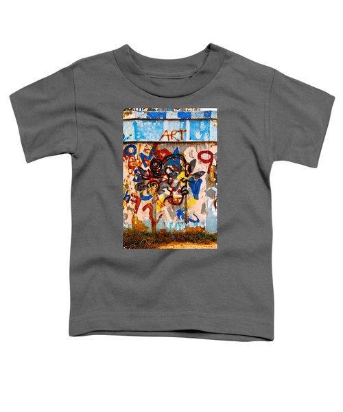 ART Toddler T-Shirt