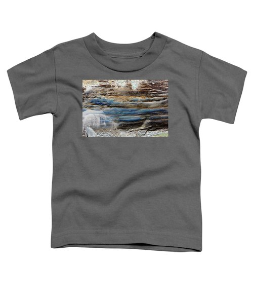 Art Print Cliff 1 Toddler T-Shirt