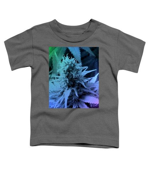 Artful Oasis Macro Abstract 112216.5 Toddler T-Shirt