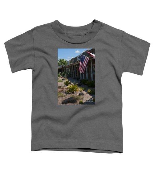 Cactus Amongst The Art Toddler T-Shirt