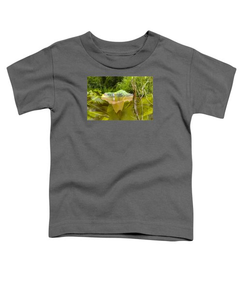 Artistic Double Toddler T-Shirt