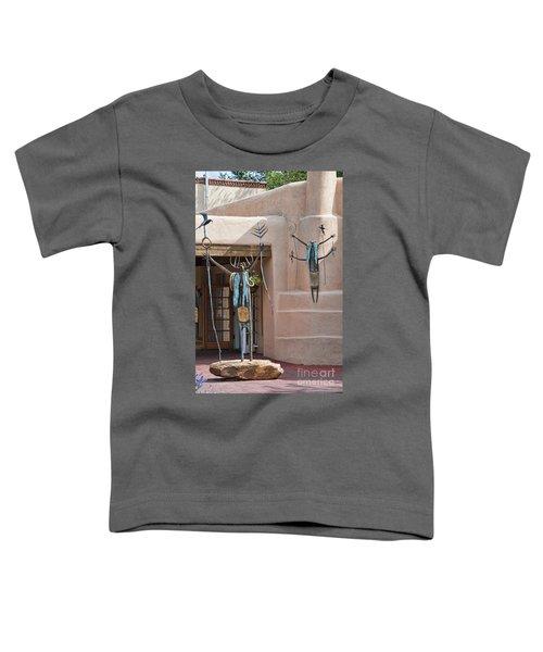 Artistic Santa Fe Toddler T-Shirt