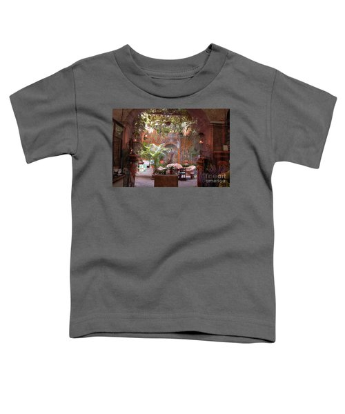 Artists' Studio In Sorrento Italy  Toddler T-Shirt