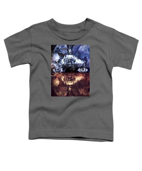 Artist's Vision Toddler T-Shirt
