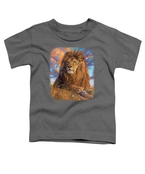 Watchful Eyes Toddler T-Shirt