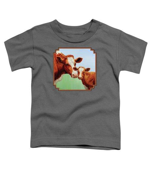 Cream And Sugar Toddler T-Shirt