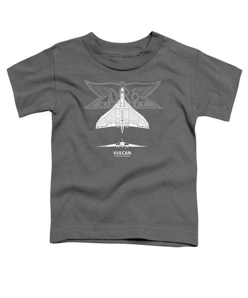 The Avro Vulcan Toddler T-Shirt