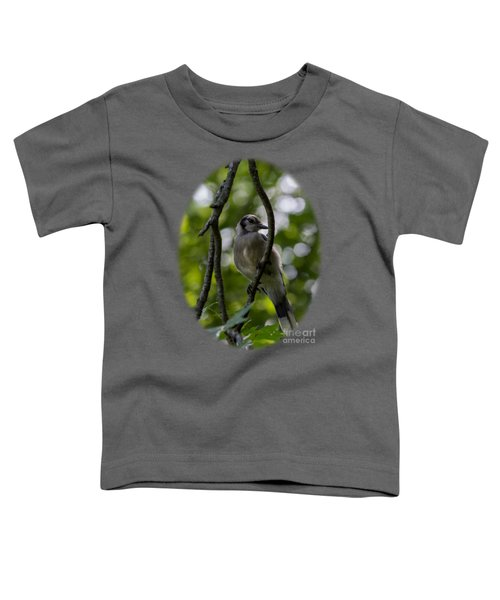 Afternoon Perch Toddler T-Shirt by Brian Manfra