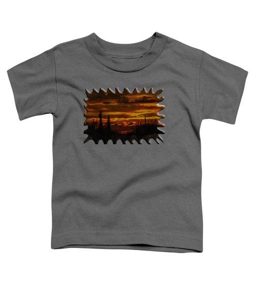 Sunset No.16 Toddler T-Shirt