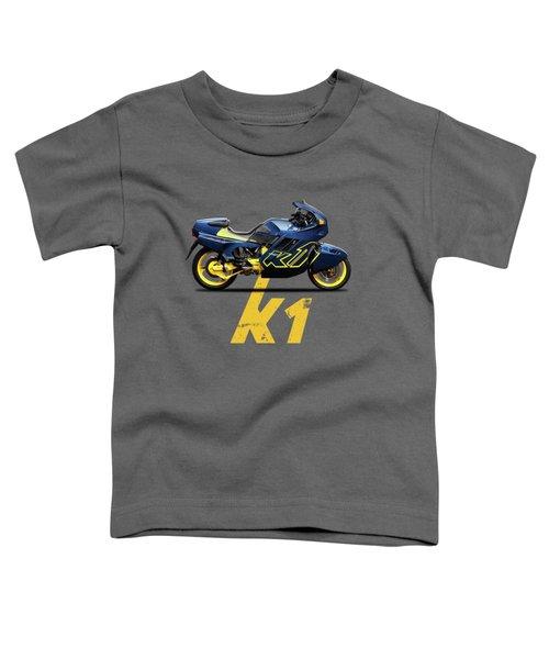 The K1 Motorcycle Toddler T-Shirt