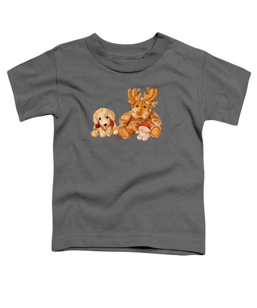 Christmas Buddies II Toddler T-Shirt