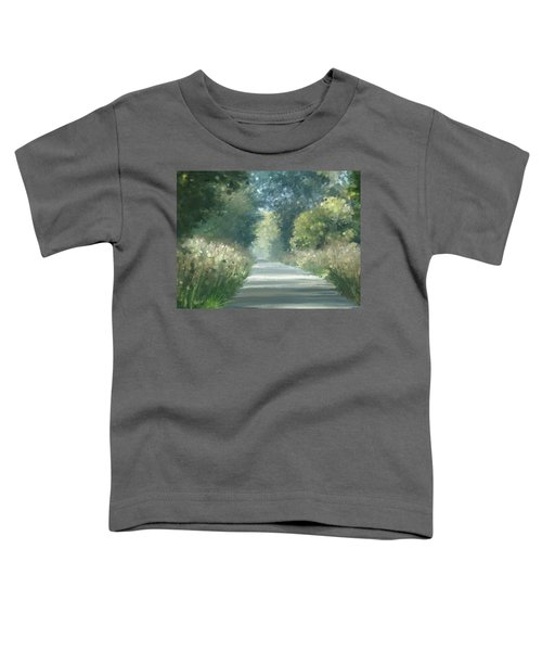 The Road Back Home Toddler T-Shirt