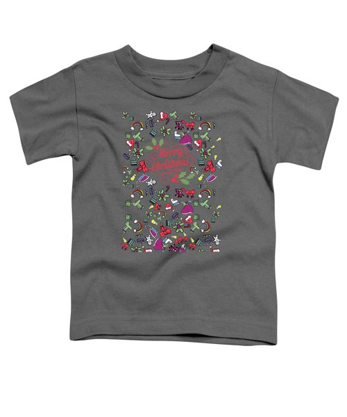 Happy Holiday  Toddler T-Shirt