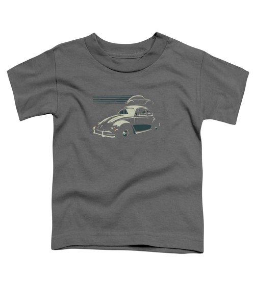 Vw Beatle Toddler T-Shirt