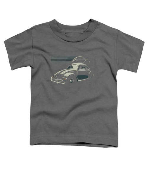 Vw Beatle Toddler T-Shirt