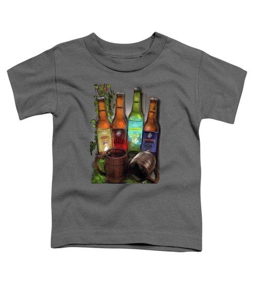 Beer Toddler T-Shirt