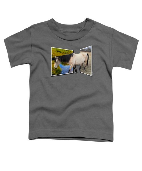 The Grass Is Always Greener On The Other Side Toddler T-Shirt
