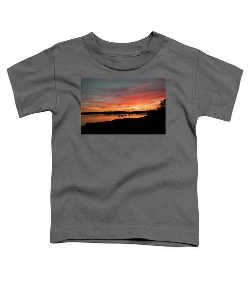 Arzal Sunset Toddler T-Shirt