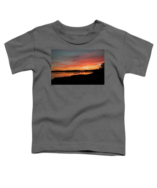 Arzal Sunset Toddler T-Shirt
