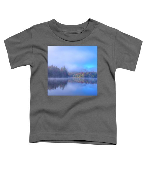 As The Fog Lifts Toddler T-Shirt