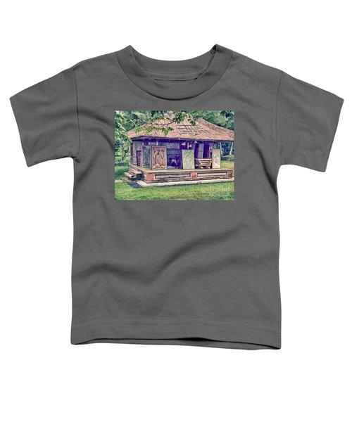 Asian Artist Toddler T-Shirt