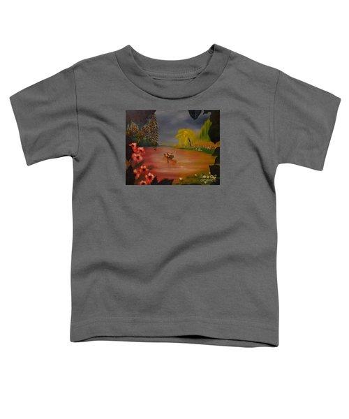 Asian Lillies Toddler T-Shirt