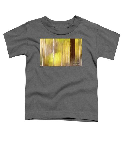 Aspen Blur #1 Toddler T-Shirt
