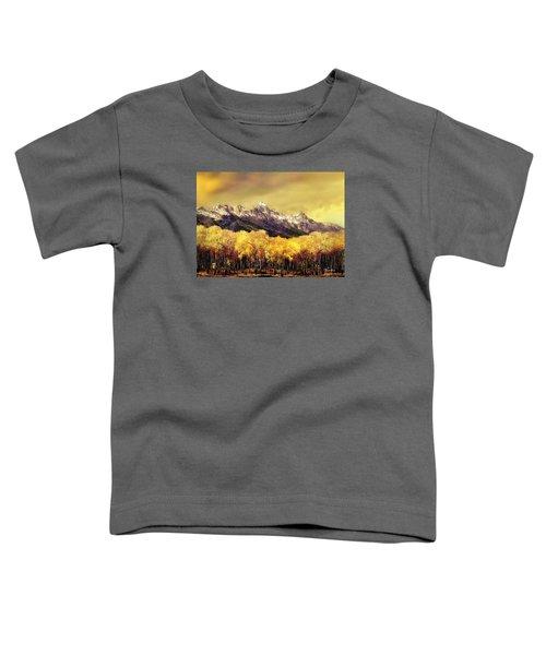 Aspen Grove Jackson Hole Toddler T-Shirt