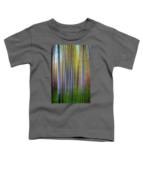 Aspens In Springtime Toddler T-Shirt