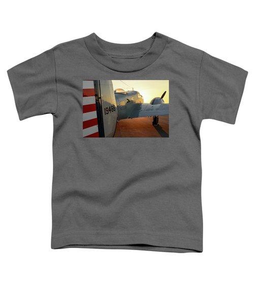 At-11 Sunrise Toddler T-Shirt