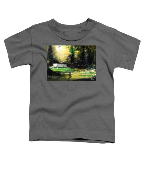 At Peace Toddler T-Shirt