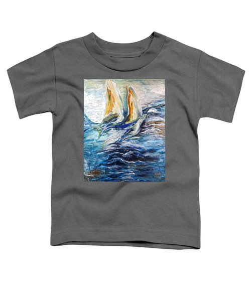 At Sea Toddler T-Shirt
