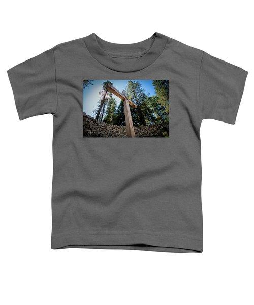 At The Cross Toddler T-Shirt