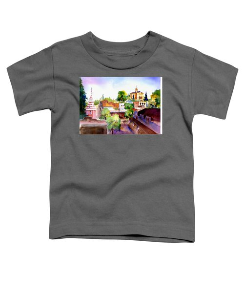 Auburn Old Town Toddler T-Shirt