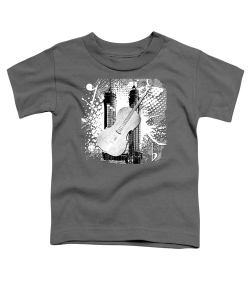 Audio Graphics 1 Toddler T-Shirt