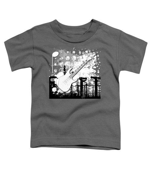 Audio Graphics 2 Toddler T-Shirt